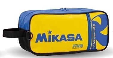 Sarı Renkli Ayakkabı Çantası - SCVA-Y-Mikasa